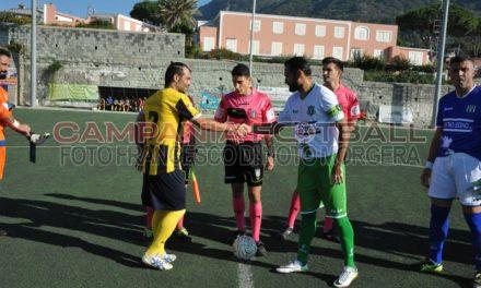 FOTO | Eccellenza Girone A, Real Forio-Giugliano 0-0: sfoglia la gallery