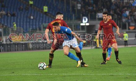FOTO | Serie A Tim, Roma-Napoli 0-1: la fotogallery di Giuseppe Caliendo