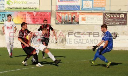 ll Punto Eccellenza girone B: Palmese sorriso, Costa di Amafi beffata a Solofra