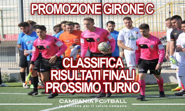 RISULTATI FINALI | Promozione Girone C: 18ª Giornata, Classifica e Prossimo Turno