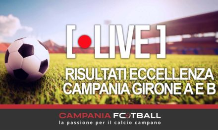 LIVE | ECCELLENZA – PROMOZIONE: match domenica mattina