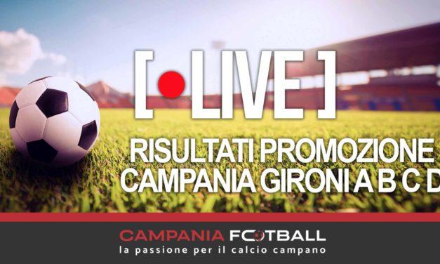 LIVE | Promozione: risultati in tempo reale