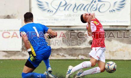 FOTO | Eccellenza Girone B, Sorrento-Nola 1-0: sfoglia la gallery