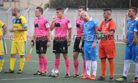 FOTO | Eccellenza Girone A, Virtus Volla-Pimonte 3-0: sfoglia la gallery