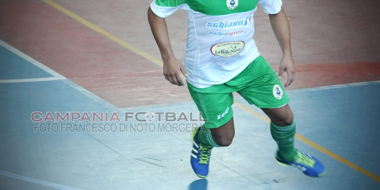 Virtus Libera Forio vs Chldream Football Club 3-1