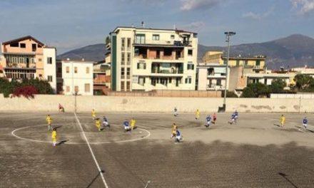 Il Real Poggiomarino si aggiudica il big match con finale emozionante