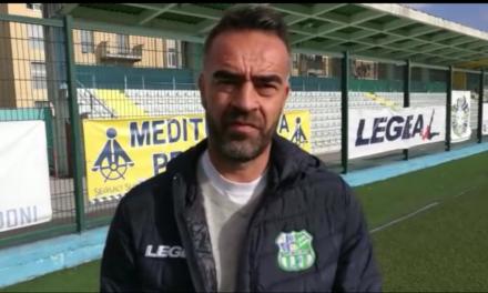 """VIDEO   Afro-Napoli United, Ambrosino: """"Dobbiamo continuare su questa strada e rimanere sempre abbastanza umili"""""""