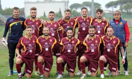 L'Asd Forza e Coraggio Benevento non va oltre l 1-1 contro il Serino