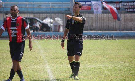 Giovanni Ruscio non è più un calciatore dell'Afragolese