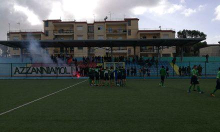 Afro-Napoli, ennesima goleada nel recupero