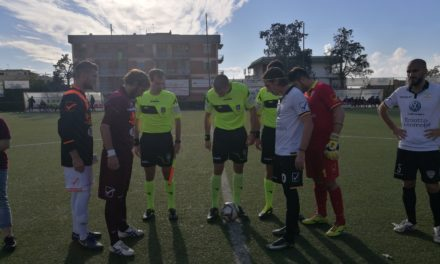 LIVE | Serie D Girone I: Ercolanese – Messina