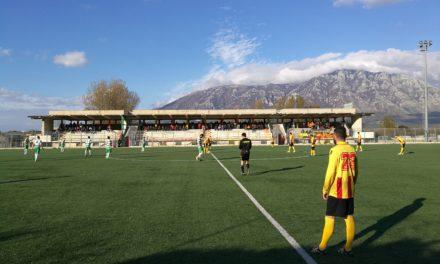 LIVE | Promozione Girone C: Paolisi-San Tommaso