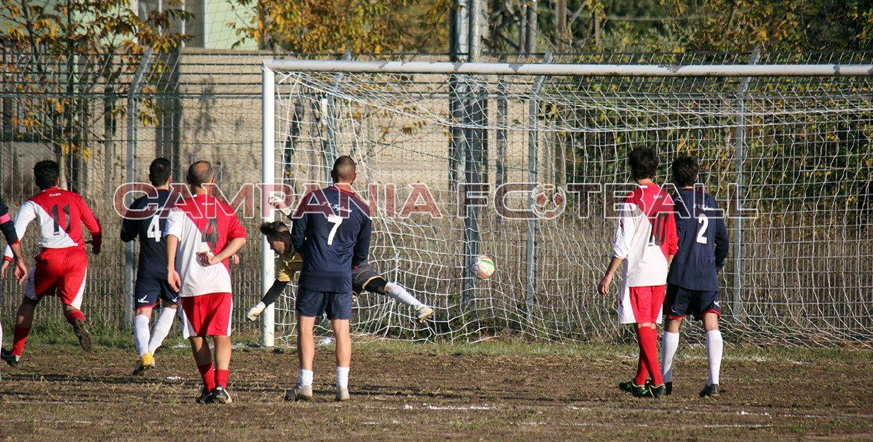 Coppa Campania 2ª Categoria, l'Alba Sant'Agata si qualifica ai Sedicesimi: Foglianise ko