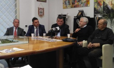 """Aversa, ecco Corvino: """"Sintonia con Spezzaferri. Senza dialogo con il Comune squadra fuori da Aversa"""""""