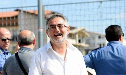 """Virtus Liburia, il presidente Angelo Pezone: """"Orgoglioso della reazione dei ragazzi, ci tireremo fuori dalla zona calda"""""""