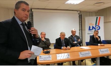 """VIDEO   Errichiello: """"La nuova governance dovrà camminare nel solco tracciato dal Commissario Sibilia"""""""