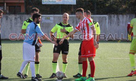 Promozione Girone C, l'11ª giornata propone la super sfida Paolisi-San Tommaso