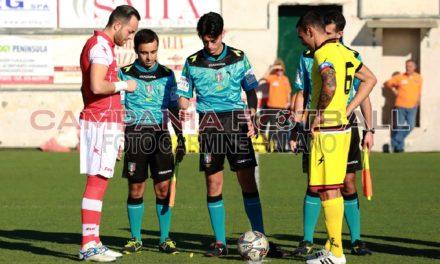 FOTO | Coppa Italia Dilettanti, Andata Ottavi: Sorrento-Nola 1-1