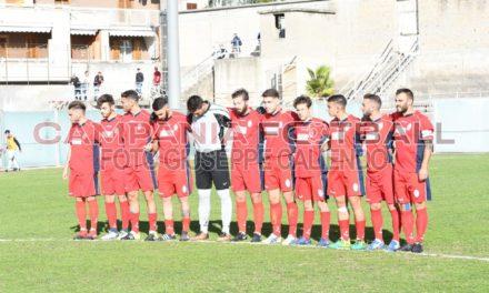 Eccellenza Girone B, Picciola 1-1 S. Vito Positano: il tabellino