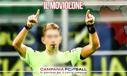 IL MOVIOLONE DI CF | Eccellenza Girone A: gli episodi della 9ª giornata di campionato
