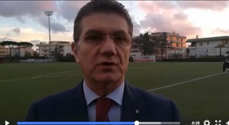 VIDEO   Ercolanese, Mazzamauro: «Ho visto una squadra senza carattere e poco reattiva»