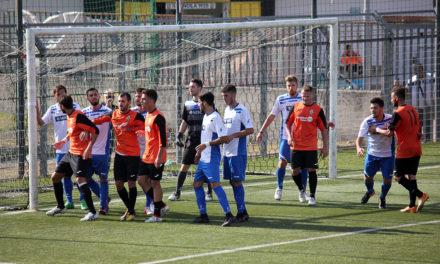 Il Nola si morde le mani: il match col Sant'Agnello finisce a reti inviolate