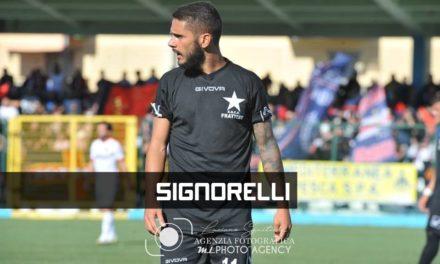 Calciomercato, Albanova: è fatta per Signorelli