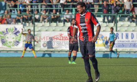 UFFICIALE | Raffaele Pianese lascia l'Afragolese