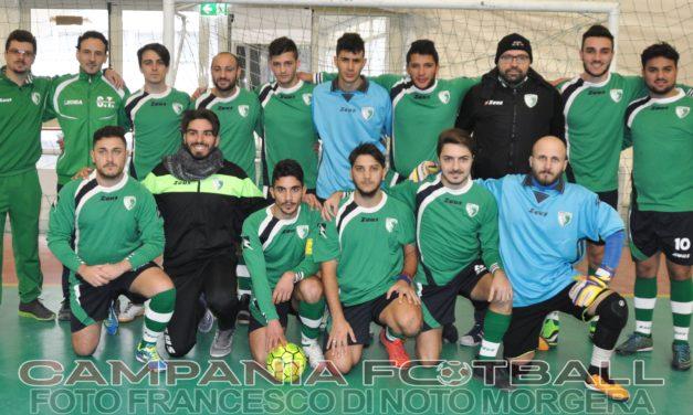 csi open- Perrone vs Futsal Ischia