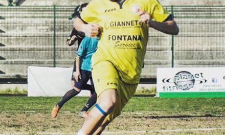 Nuova esperienza fuori regione per il talentuoso classe 99 Daniele Giuliano