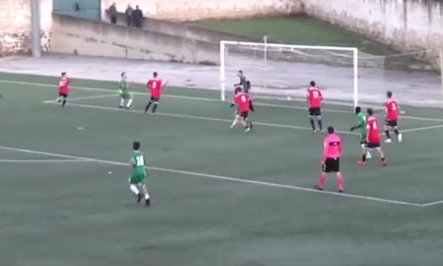 Video, Juniores Regionale: La sintesi di Olimpia Casalnuovo – Afro-Napoli United