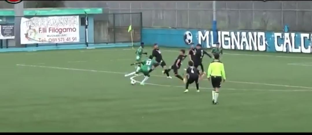 Video, Juniores Regionale: La sintesi di Afro-Napoli United – C.Frattese
