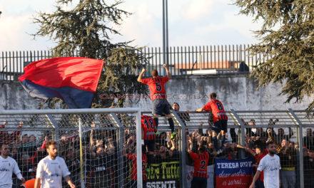 Ufficiale: vietata la trasferta di Mondragone ai tifosi afragolesi