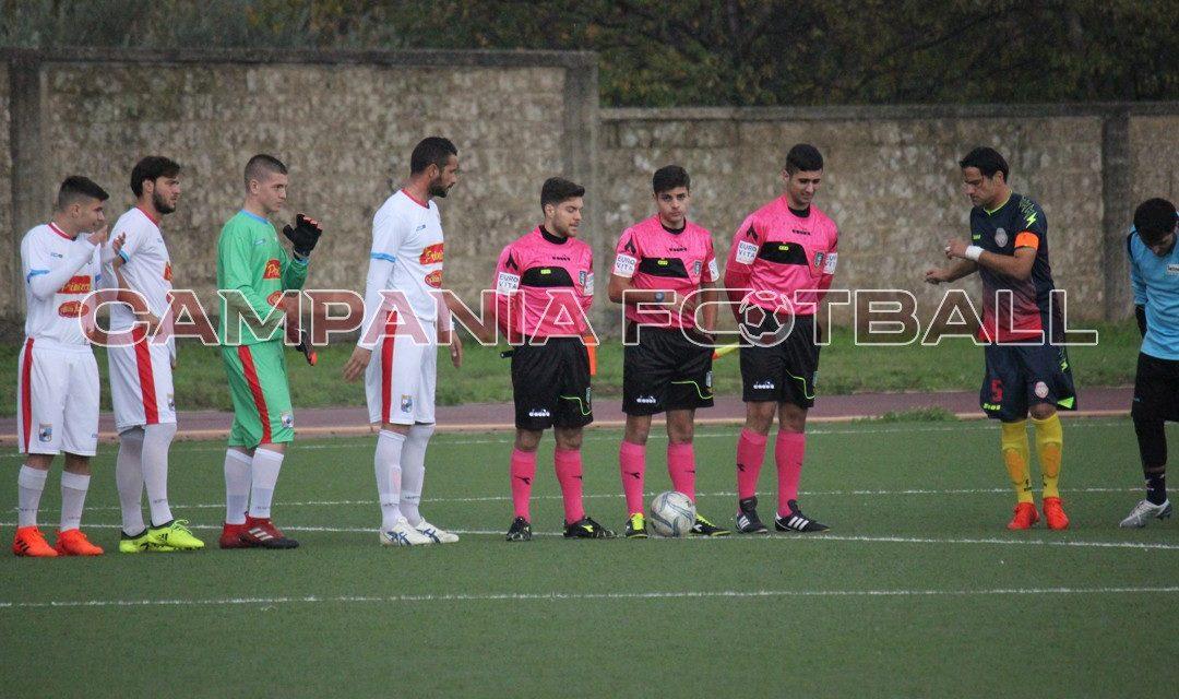 FOTO | Promozione Girone A, Hermes Casagiove-Albanova 0-8: sfoglia la gallery