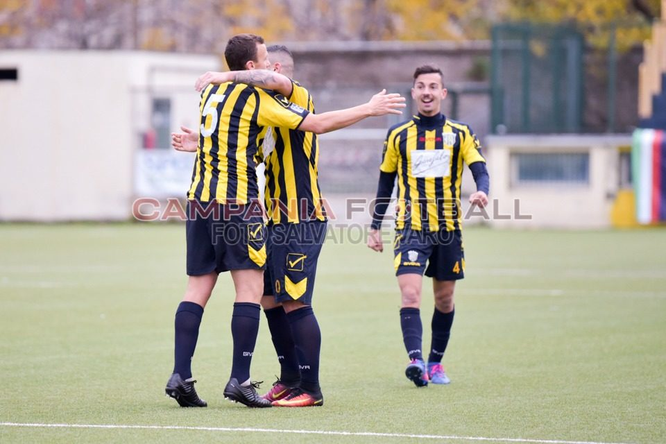 Mansour colpisce gli ex: al Gragnano il derby salvezza con la Turris