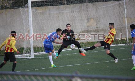 FOTO | Promozione Girone C, Paolisi-Serino 0-3: sfoglia la gallery