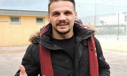 Pomigliano   ecco Romeo, difensore ex Serie B