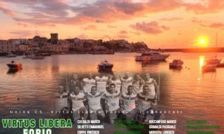 """Virtus Libera Forio a punteggio pieno domani sarà di scena  all """"As 2000"""" di Soccavo, per sfidare l'Unina C5"""