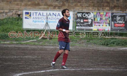 UFFICIALE | Aquile Rosanero Caserta, dalla Maddalonese arriva il terzino Antonio Piccirillo
