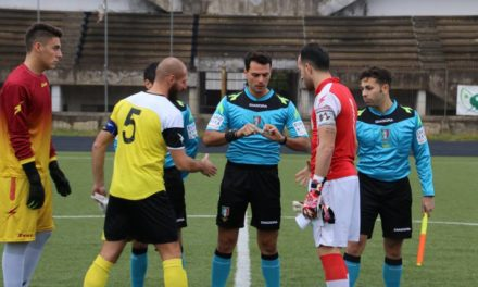 Eccellenza Girone B, Battipagliese 1929 0-0 Nola 1925: il tabellino