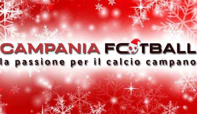 Campania Football e il Natale: i nostri auguri con trentacinque regole al di là del calcio