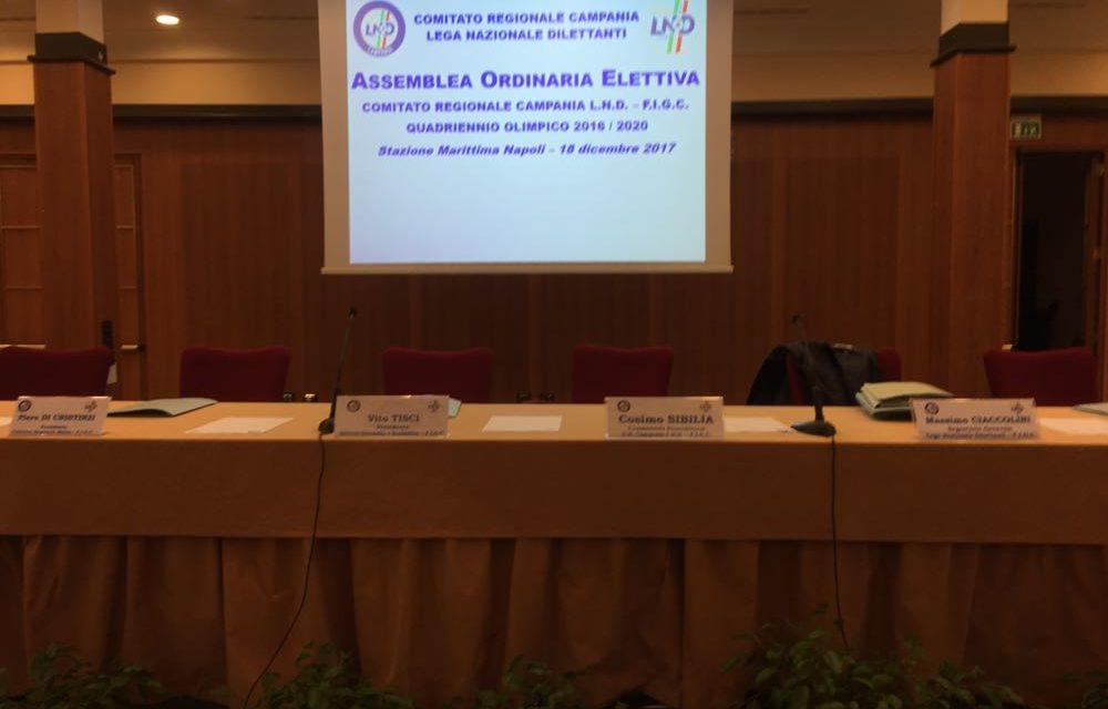 LIVE | Assemblea Elettiva C. R. Campania LND – FIGC