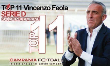 TOP 11 SERIE D SQUADRE CAMPANE: i migliori 11 di Enzo Feola
