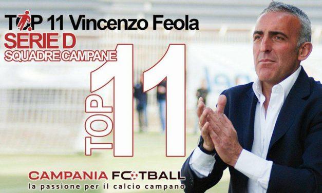 TOP 11 | Squadre Campane Serie D: Enzo Feola premia molti under