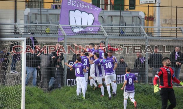 Savoia-Casoria: vietata la trasferta ai tifosi viola