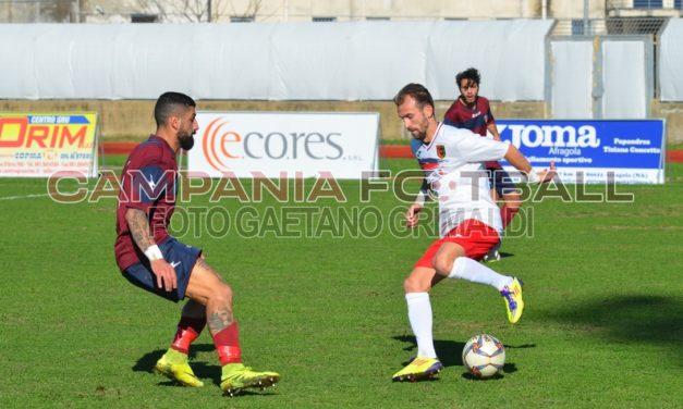 Eccellenza, Maddalonese-Pimonte 3-0: i granata tornano al successo dopo quattro turni di astinenza contro un modesto Pimonte
