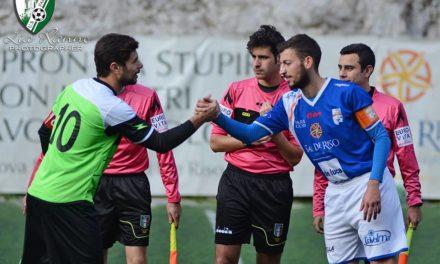 Eccellenza girone B, tutti i tabellini del 14° turno delle società salernitane