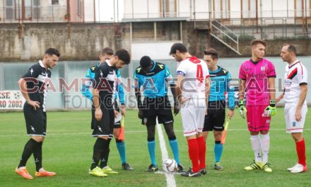 FOTO | Eccellenza Girone B, Palmese-Faiano 2-2: sfoglia la gallery