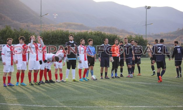 FOTO | 1ª Categoria Girone C: Asd S. Martino Valle Caudina-Parco Aquilone 1-1