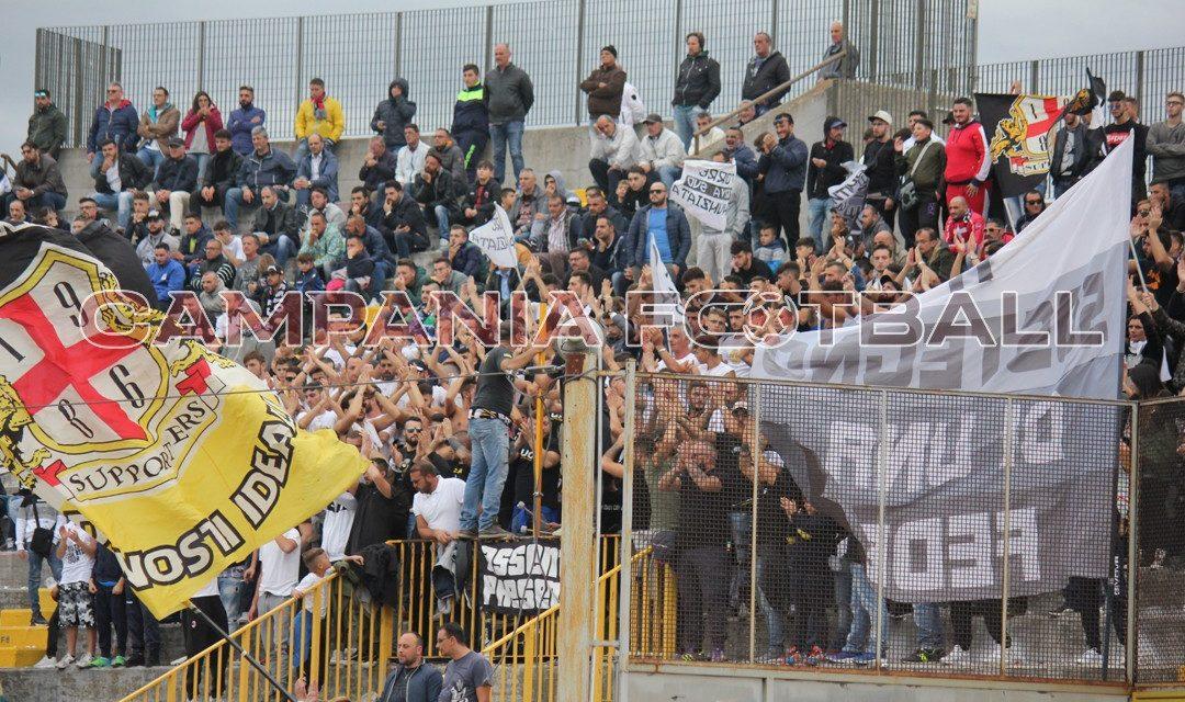 Savoia: vietata ai tifosi la trasferta di Casoria